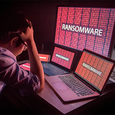 Ransomware Is One of Today's Most Dangerous Threats